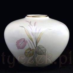 Markowy wazon z porcelany Seltmann Bavaria