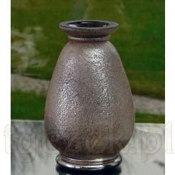 Kolekcjonerski wazon ze szkła dmuchanego