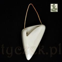 Ciekawy design asymetryczny wazon marki Alka