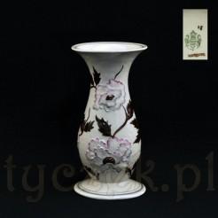 kolekcjonerski wazon ze szlachetnej porcelany