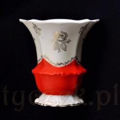 Szlachetny wazonik z porcelany Tułowice marki EPOS