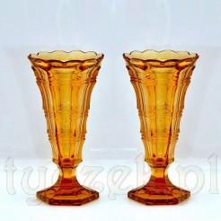 para miodowych wazonów