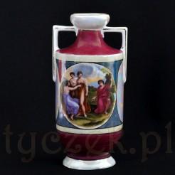 oryginalny wazon porcelanowy