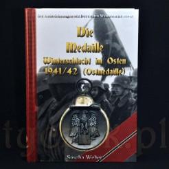 Publikacja poświęcona Medalowi za Kampanię Zimową na Wschodzie