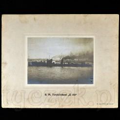 Zabytkowa fotografia z 1910 roku.