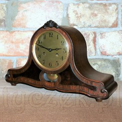 Piękny zegar gabinetowy z I ćw XX wieku