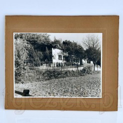 Dawne rancz - stylowy dom pod lasem - unikatowe zdjęcie