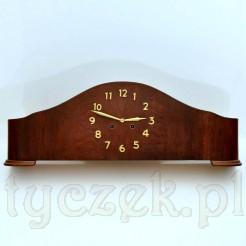 Znakomity zegar firmowy JUNGHANS z epoki modernizmu