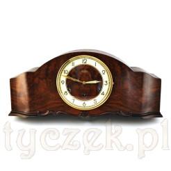 Markowy zegar Junghans z kwadransowym werkiem