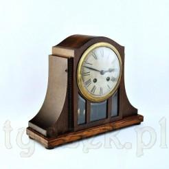Przepiękny i nietypowy zegar kominkowy