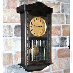 Ekskluzywny zabytkowy zegar wiszący