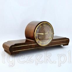 Piękny bufetowy zegar stojący