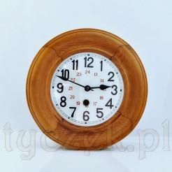 Piękny i sprawny zegar nakręcany kluczykiem