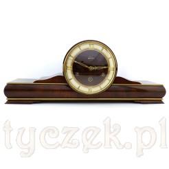 Szykowny zegar kwadransowy z połowy XX wieku