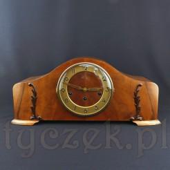 Ekskluzywny zegar kominkowy - prawdziwy zegar nakręcany kluczkiem