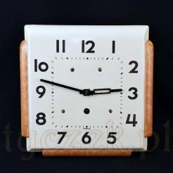 Ozdobny zegar ceramiczny typ Kuchenny styl Vintage