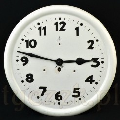 Zabytkowy ale i ponadczasowy: zegar ceramiczny GB Becker