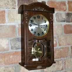 Stylowy zegar do mieszkania z gongiem Bim Bam