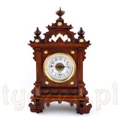 Neogotycki zegarek drewniany Junghans