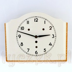 Zegar do kuchni w ceramicznej obudowie
