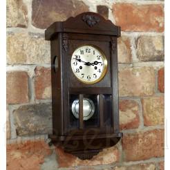Dostojny zegar zabytkowy GB do mieszkania