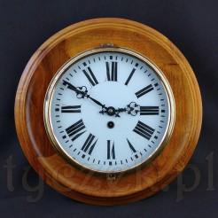 Luksusowy zegar wiszący z przełomu XIX I XX wieku