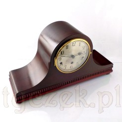 Wyjątkowo reprezentacyjny i duży zegar w Typie Napoleon