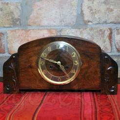 Ekskluzywny zegar z I połowy XX wieku wykonany w okresie ART DECO