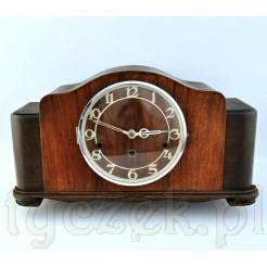Luksusowy zegar w typie ART DECO z mechanizmem kwadransowym
