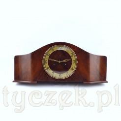 Dystyngowany zegar kominkowy z lat 1920-1940