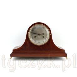 Luksusowy zegar kominkowy z I połowy XX wieku