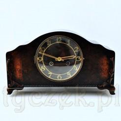 Kolekcjonerski zegar Chippendale sprawny i piękny