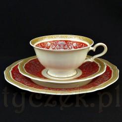 Porcelanowa śniadaniówka z wytwórni Rosenthal