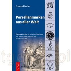 Katalog znaków na porcelanie Emanuel Poche