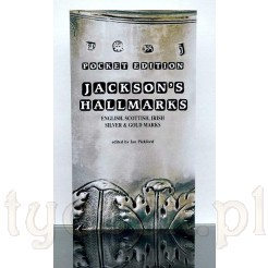 Jacksons Hallmarks - znaki na srebrze Wielkiej Brytanii