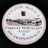 Grudzień 87, talerz okolicznościowy – Fabryka Porcelany Książ
