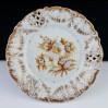 Kolekcjonerska patera TPM ca 1850 rok– porcelana klasy muzealnej