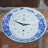 JUNGHANS owalny zegar kuchenny w stylu holenderskim