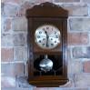 BIM BAM domowy zegar z lat 30-tych XX wieku do powieszenia na ścianie
