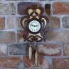 Jugendstil - rzadki zegar secesyjny Schwarzwald marki Mauthe