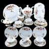 Porcelanowy serwis z Jaworzyny Śląskiej