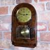 Dekoracyjny i sprawny zegar z epoki ART DECO
