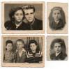 Dawne fotografie przedstawiające modę młodzieżową- dziewczęcą i chłopięcą