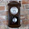 Oryginalny ANTYK marki KIENZLE - stylowy zegar wiszący