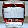 Pamiątkowa kolekcjonerska szklanica