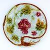 Majolikowy talerz dekoracyjny