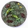 Wyjątkowy okaz z XIX wiecznej ceramiki w typie Palissy Style