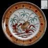 Patera antyczna ceramika zdobiona orientalnym motywem