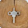 Klucz zegarowy podwójny z wymiarami 3,50 oraz 1,95mm