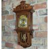 Ścienny zegar z okresu Secesji słynnej wytwórni G.Becker